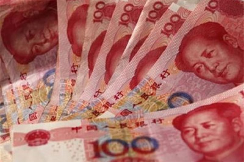 Yuan China melemah  53 basis poin terhadap dolar AS