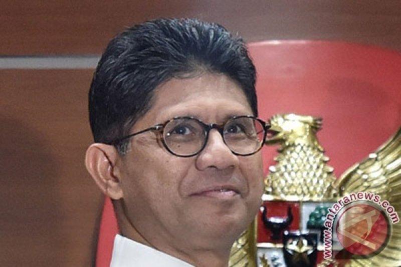 KPK Belum Bentuk Tim Gabungan Kasus Novel, kata Laode Syarif