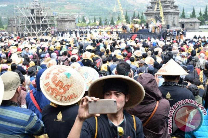 Penginapan di sekitar Dieng ludes dipesan wisatawan jelang Festival Dieng