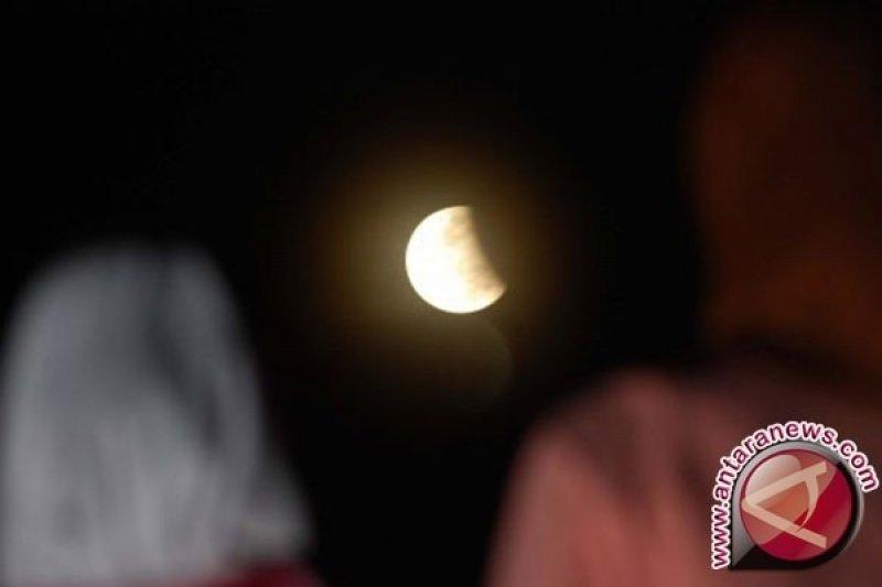 Muhammadiyah: Maknai gerhana bulan tanda kebesaran Allah