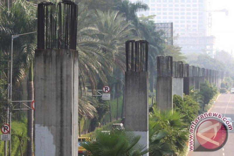 DKI Jakarta segera evaluasi proyek monorel yang mangkrak
