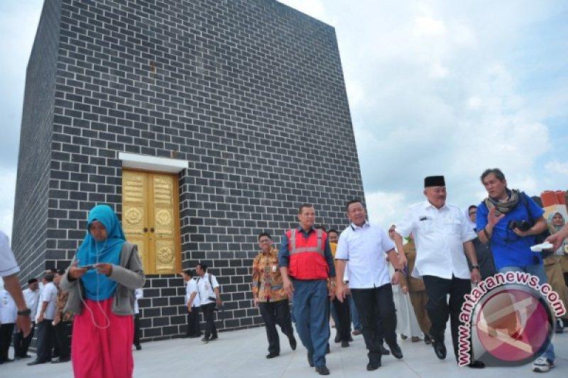 Fasilitas manasik di Asrama Haji Palembang dioptimalkan