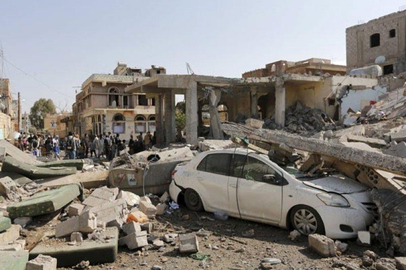AS serang Irak dan Suriah, targetkan kelompok Muslim Syiah
