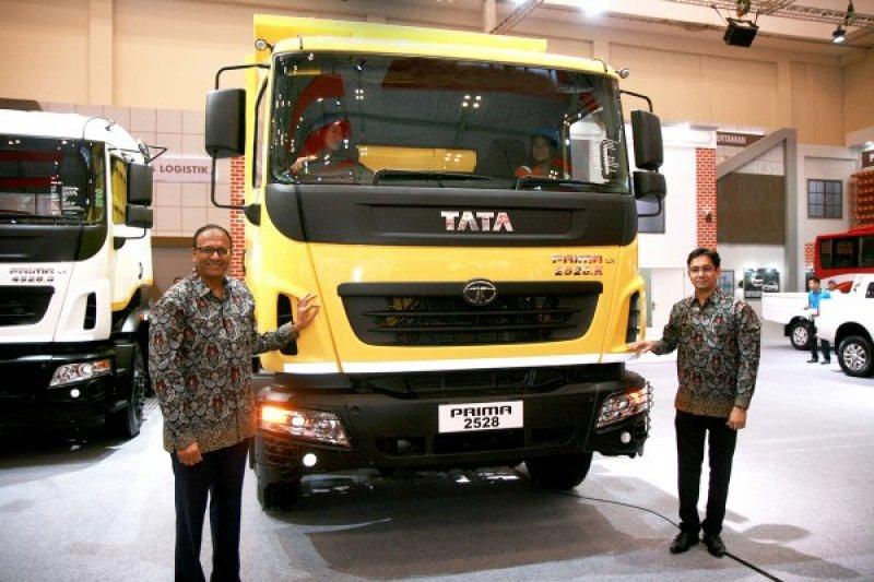 Tata Motors luncurkan truk offroad pertambangan Prima LX 2528