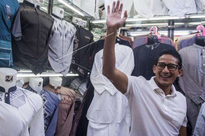 Prabowo-Sandiaga fokus tingkatkan ekonomi kecil-menengah