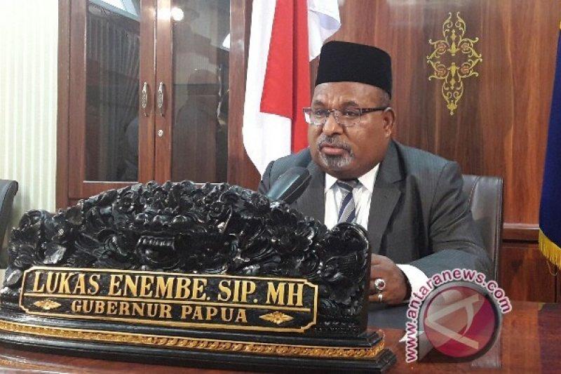 Gubernur Papua minta Pemkab Nabire siapkan komoditas ekspor