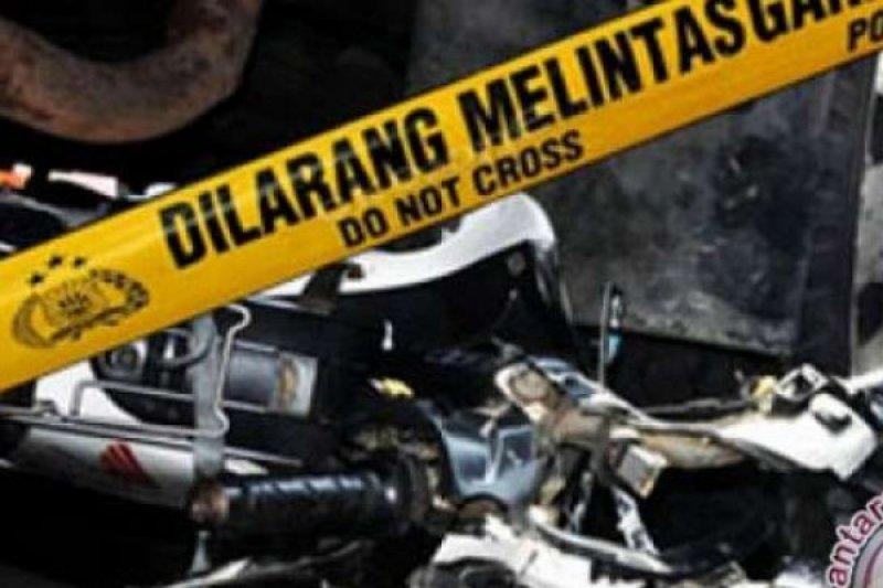 Kecelakaan Maut Truk Tronton Rem Blong Tewaskan Empat Orang