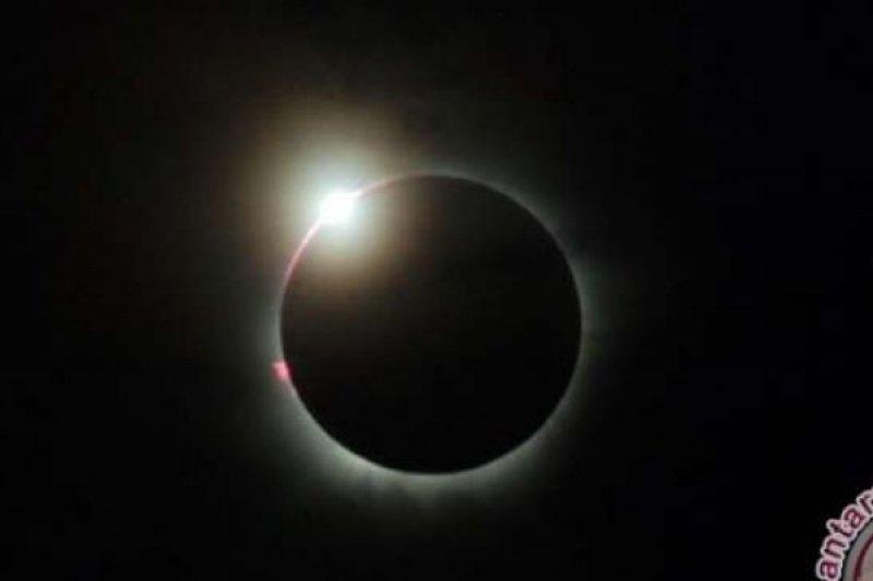 Ada wisata gerhana matahari cincin di Siak