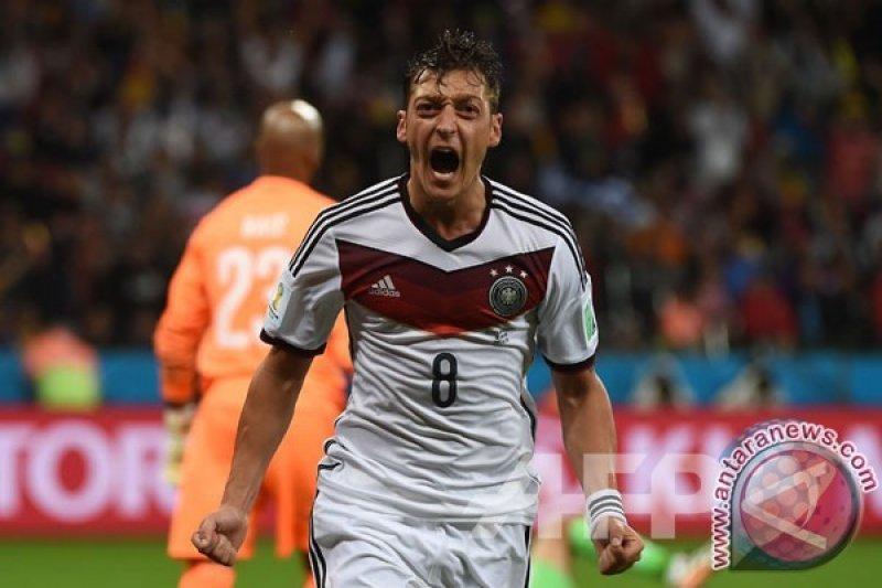 Jerman sempurna, gulung Norwegia 6-0 pada kualifikasi Piala Dunia