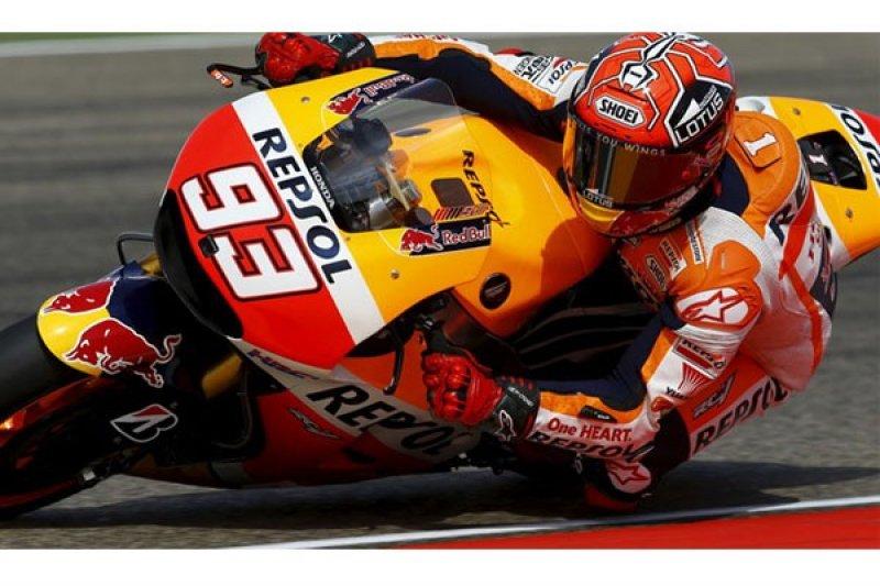Marquez  ujicoba mobil Formula 1 Toro Rosso