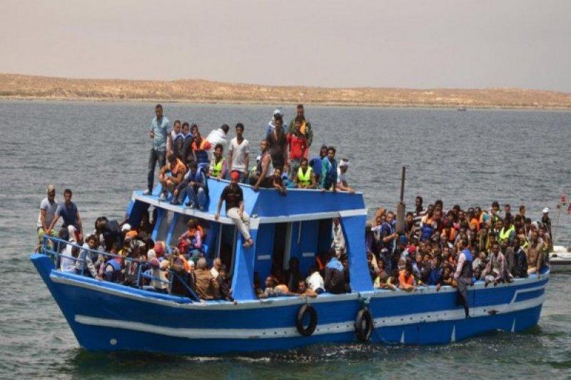 Sejumlah jasad korban kapal tenggelam di Tunisia kembali ditemukan