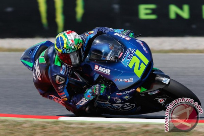 Quartararo menjadi motivasi setiap pebalap Yamaha