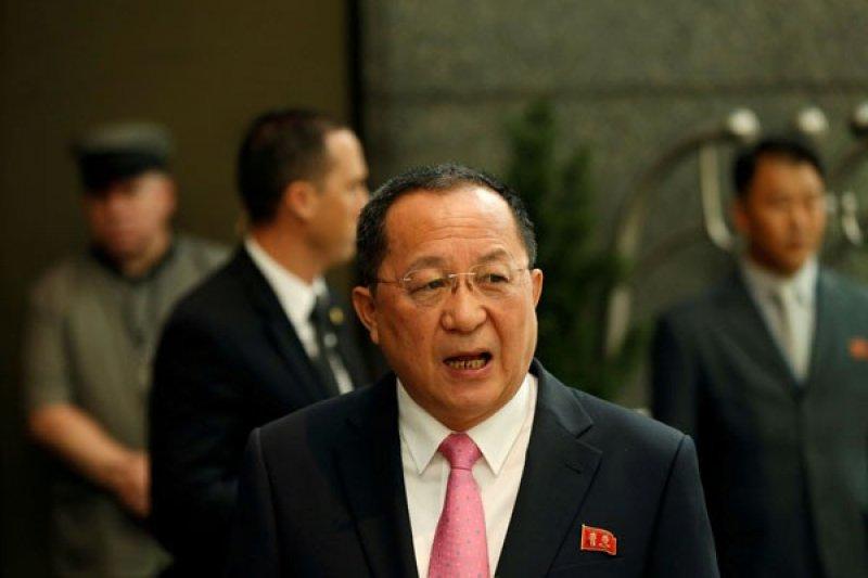 Menlu Korea Utara Ri Yong Ho dicopot, belum disebutkan siapa penggantinya
