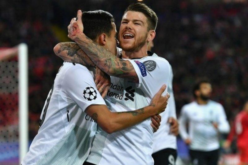 Mendominasi Laga, Liverpool Ditahan Imbang Spartak 1-1