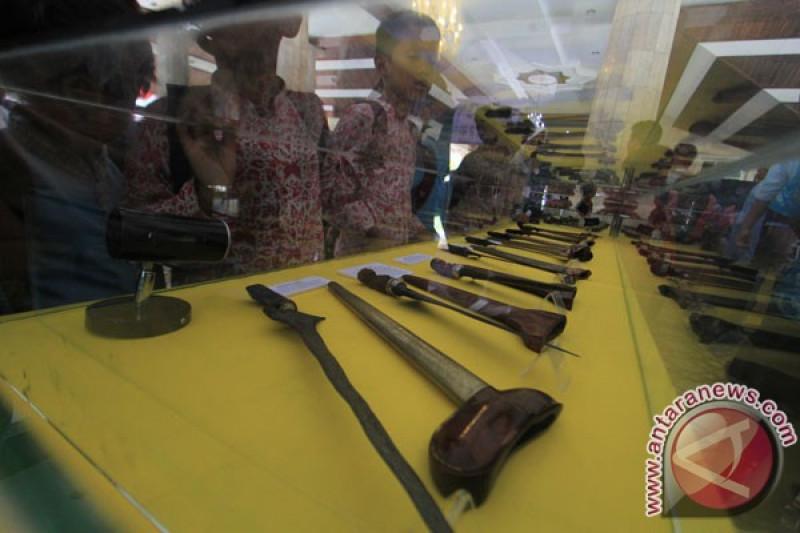 Fadli Zon buka Pameran Keris Nusantara