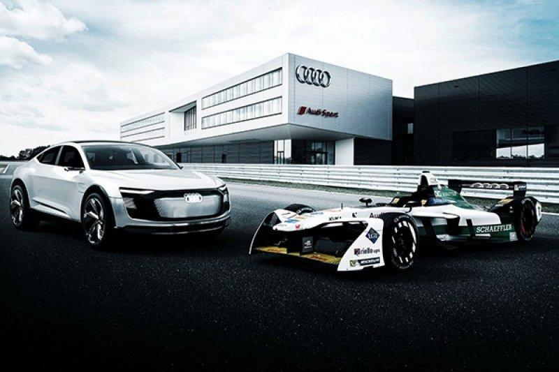 Ingin saingi Tesla, Audi bidik penjualan 800 ribu mobil listrik pada 2025