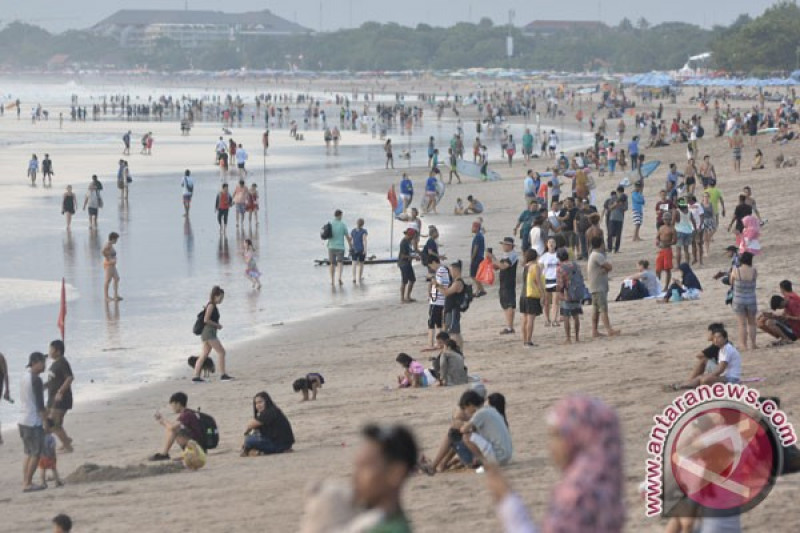 Jumlah wisatawan Australia ke Bali merosot 13,20 persen
