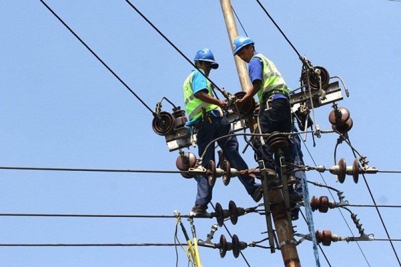 Pemadaman listrik di Lampung berlanjut