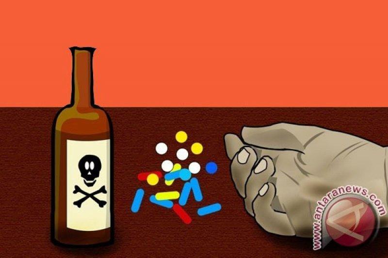 Dua mahasiswa tewas overdosis minuman keras