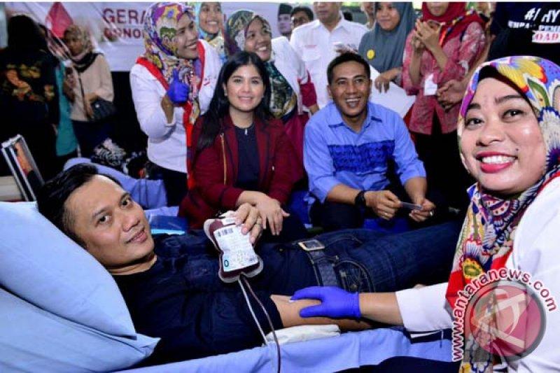 Ketua PMI Makassar apresiasi donor darah karyawan pegadaian