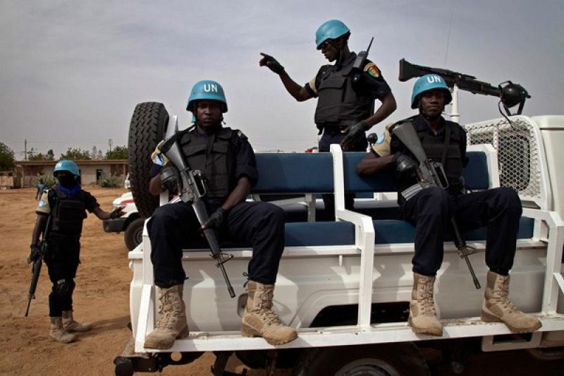 Serangan di Mali tengah lukai 20 penjaga perdamaian PBB