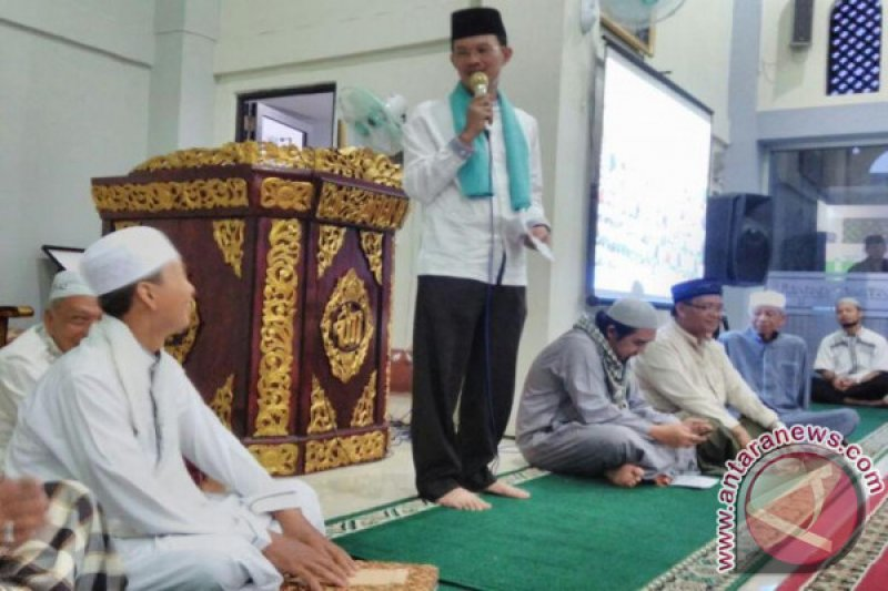 "Sukseskan ""Palembang Emas"", Wali kota rangkul ulama"