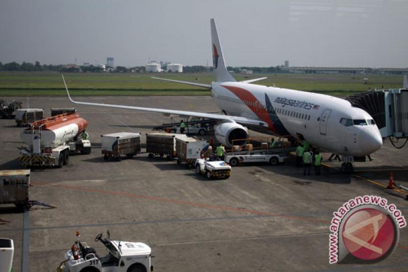 Puncak arus mudik di Bandara Internasional Juanda H-5 Lebaran