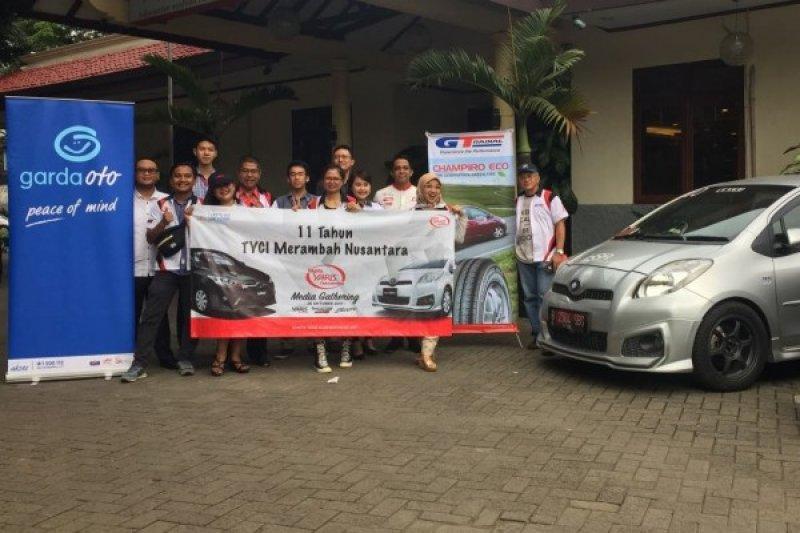 Komunitas Yaris berencana gelar touring jarak pendek