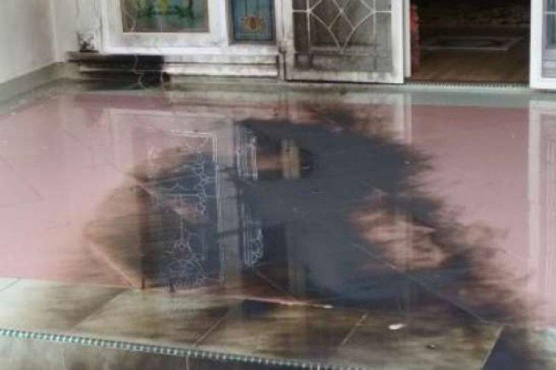 Kantor DPP Partai Golkar dilempari bom molotov