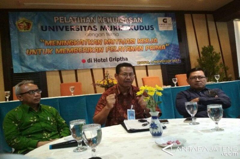 "Universitas Muria Bakal Layani Legalisasi Ijazah Via ""Online"""