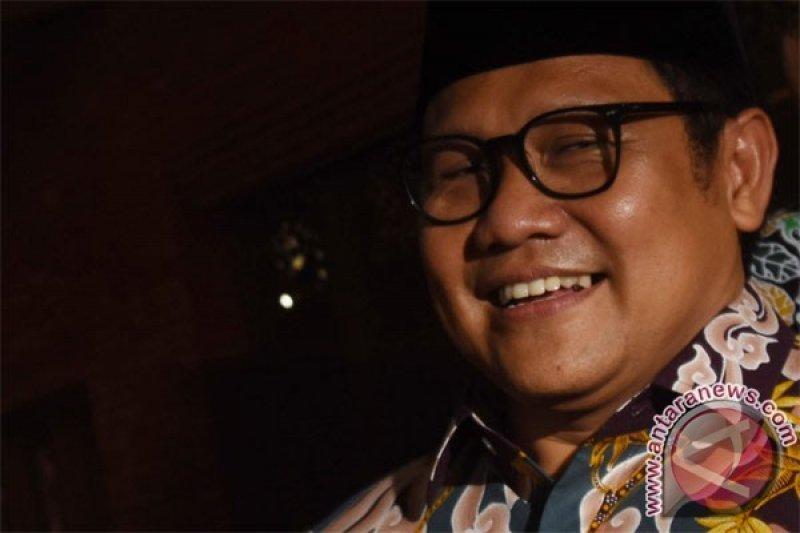 Jika batal dampingi Jokowi, Cak Imin siap patah hati