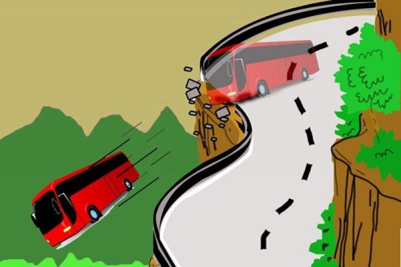 Bus Mauk ke Jurang di Pakistan, 22 Tewas, 51 Cedera