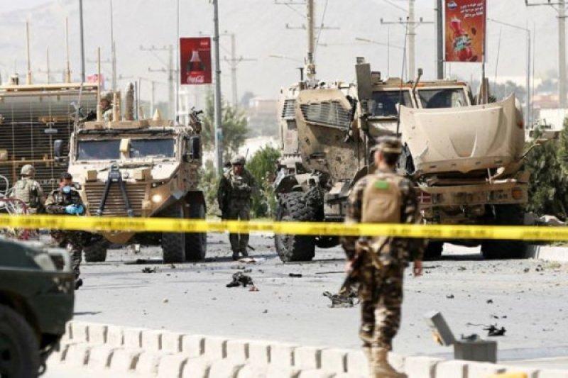9 Tewas Akibat Bom Bunuh Diri Meledak di Afghanistan