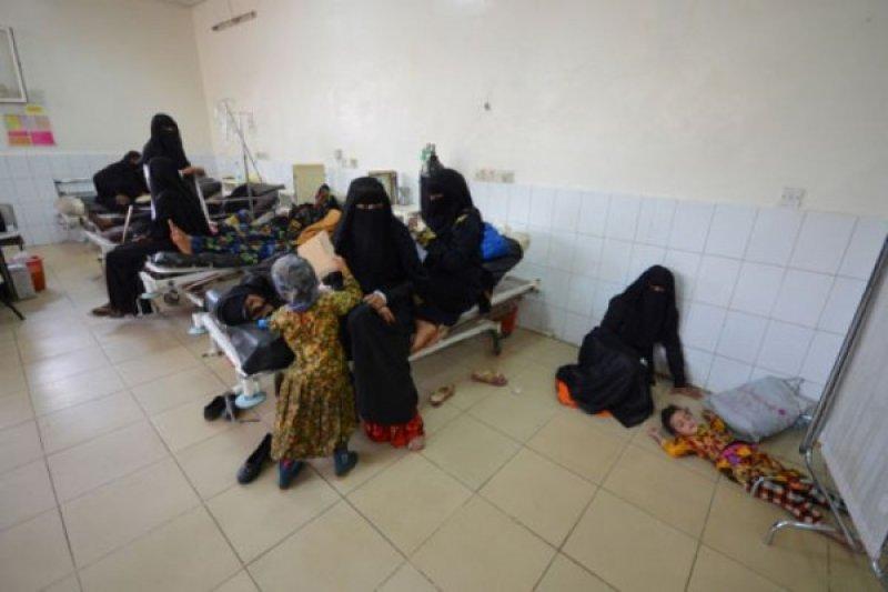 Blokade Bantuan, PBB: Ribuan Warga Yaman Terancam Meninggal