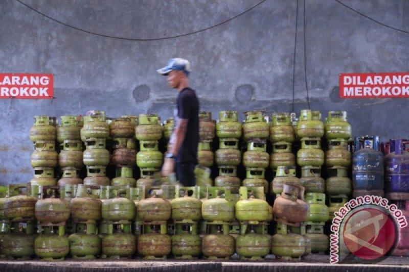 Jelang Natal, pasokan elpiji 3kg di Palangka Raya aman