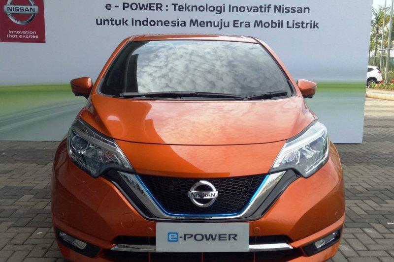 Nissan segera roadshow Note e-Power