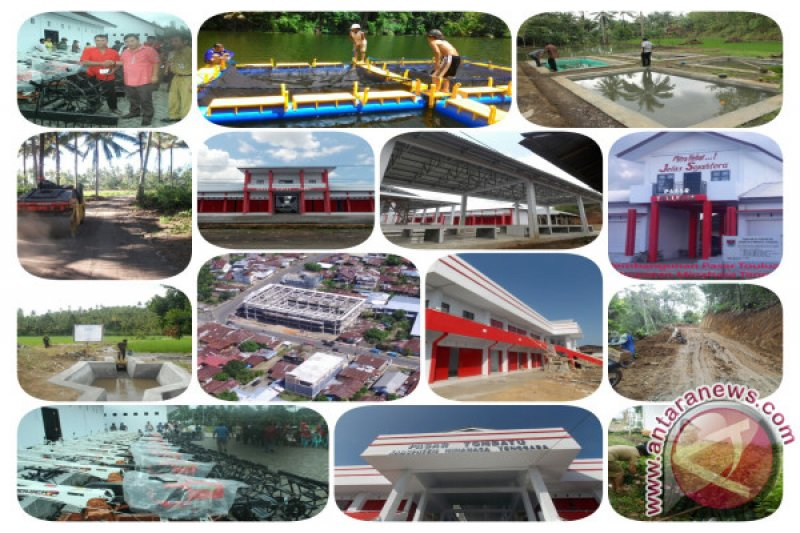 Pembangunan Merata, Pemkab Minahasa Tenggara Dapat DID Foto Page 1