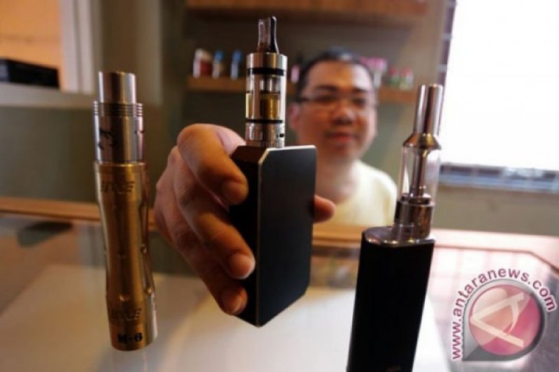 Rokok elektrik tetap berbahaya meski minim nikotin