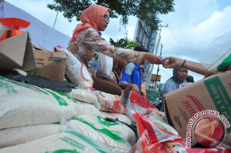Jelang ramadhan, Pemkab OKU buka pasar sembako murah