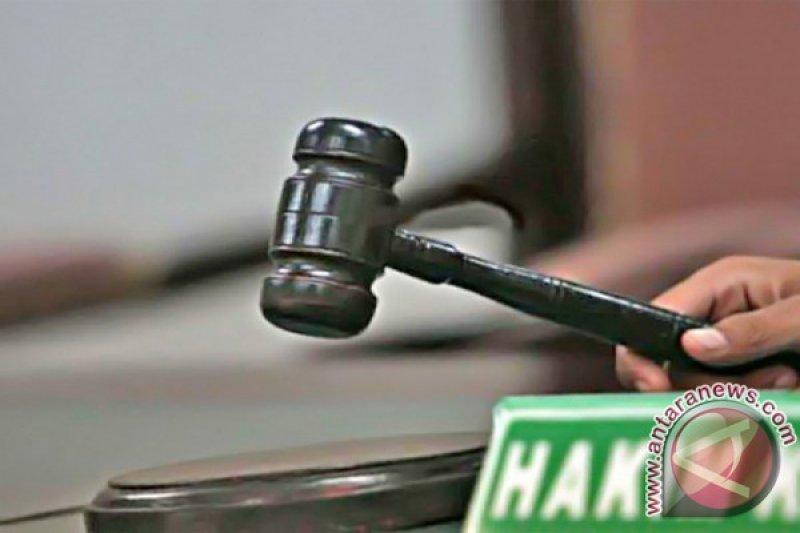 Terdakwa penggelapan sembilan sertifikat dihukum lima tahun