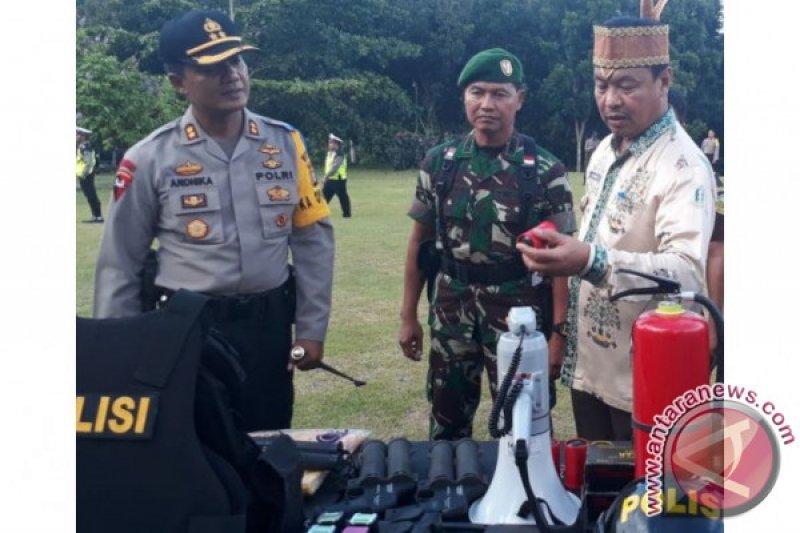 Polres Lamandau Libatkan Ormas di Operasi Lilin Telabang 2017