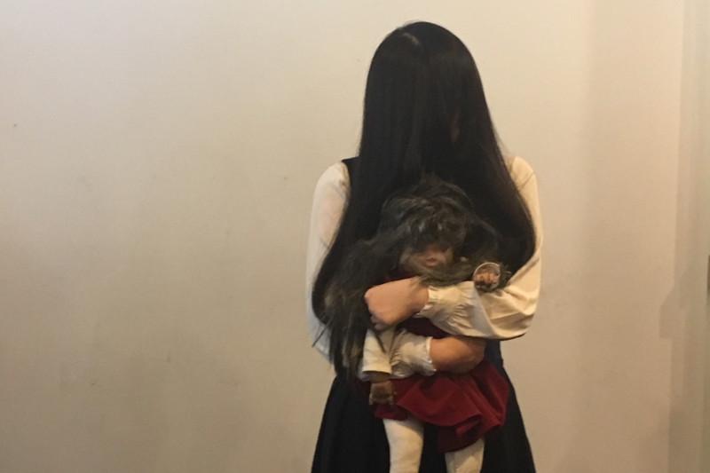 The Sacred Riana akan bintangi film horor