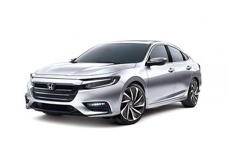 Purwarupa sedan listrik Honda Insight diungkap di NAIAS 2018