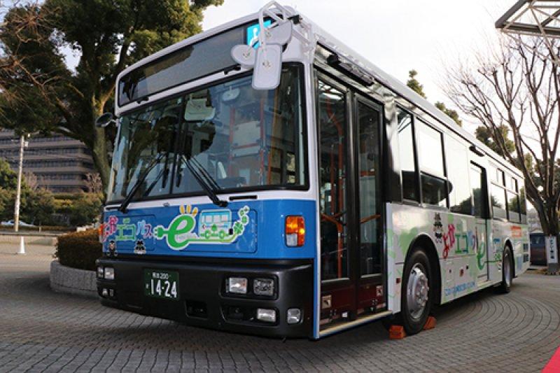 Bus listrik Jepang adopsi teknologi Nissan LEAF