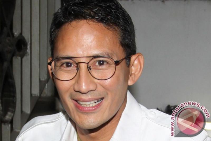 Sandiaga Uno terbuka menjadi Wagub DKI Jakarta