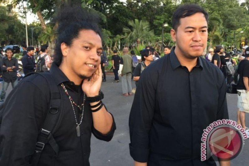 Arie Kriting niat jadi politikus hingga konser Putih Bersatu
