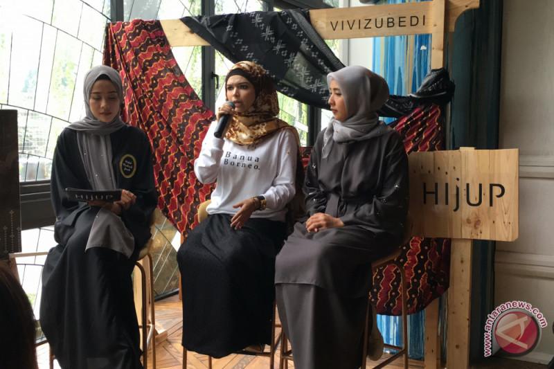 Vivi Zubedi terbangkan kain Sasirangan ke New York Fashion Week