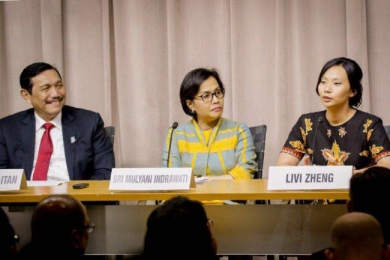Livi Zheng sutradarai film Indonesia