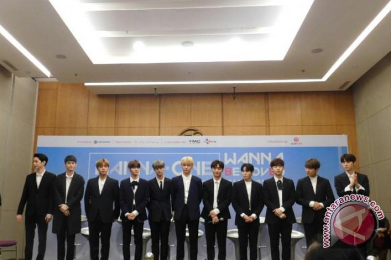 Janji Wanna One melalui mini album terakhir - ANTARA News