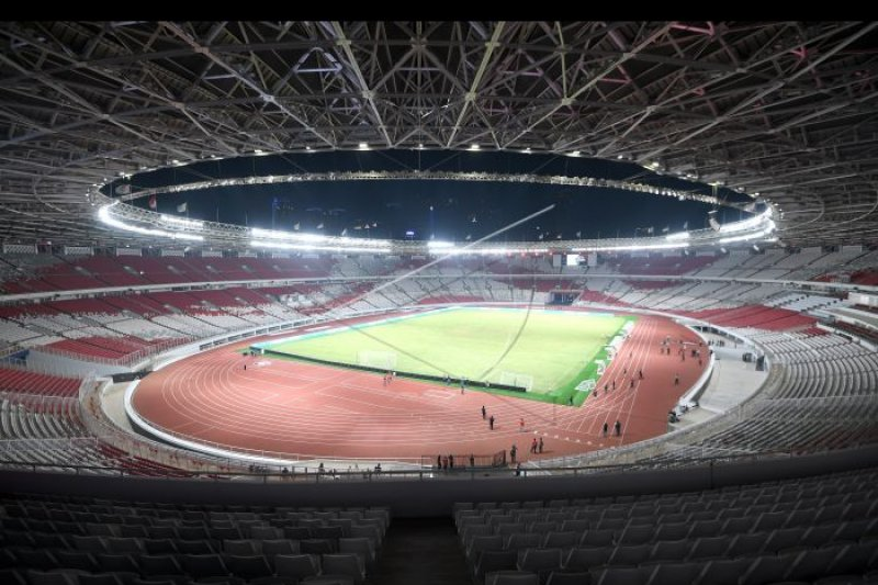 Indonesia siapkan 10 stadion untuk laga Piala Dunia U-20